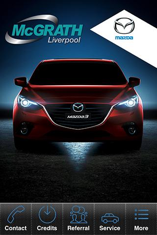 McGrath Mazda Liverpool