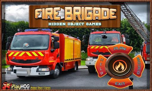 Fire Brigade - Hidden Objects