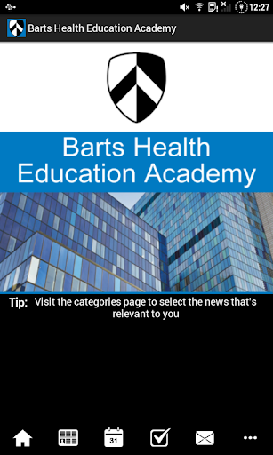 Barts Health Education Academy