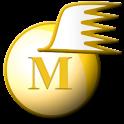 ايقونة برنامج  ماسنجر للاندرويدMercury Messenger (Free)