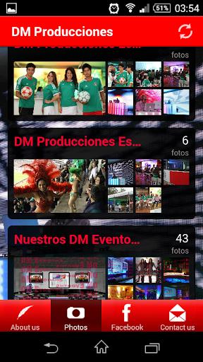 DM Eventos y Stands
