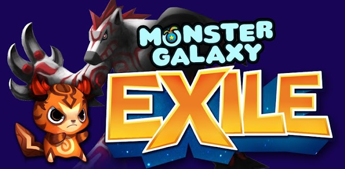 Monster Galaxy Exile APK v1.0.3 Mod free download android full pro mediafire qvga tablet armv6 apps themes games application
