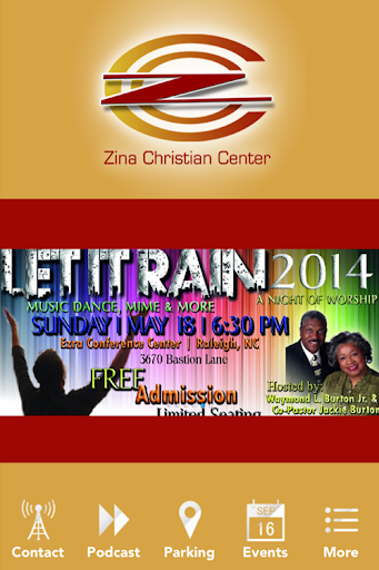 Zina Christian Center