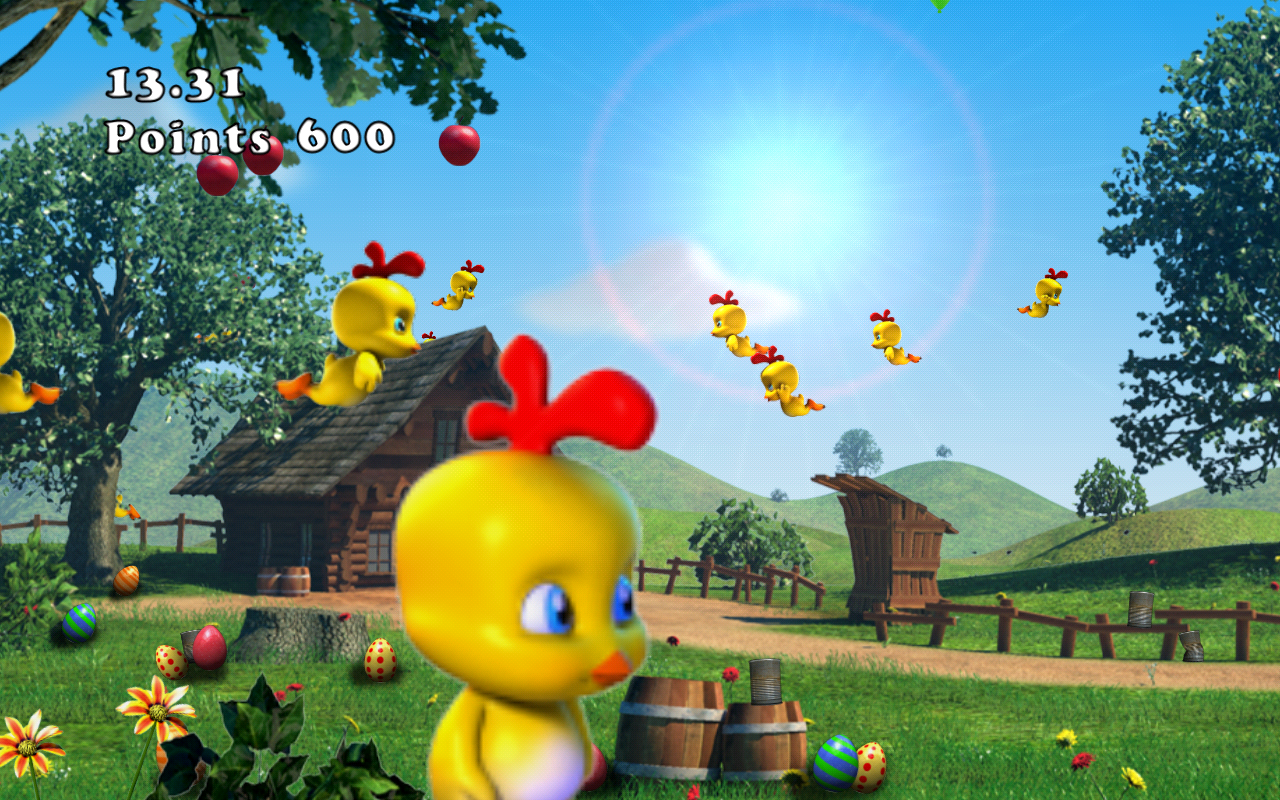 Chicken Blast - Free- screenshot