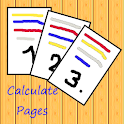 Calculate Pages logo