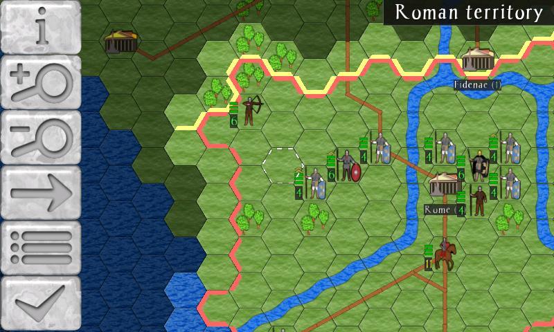 Populus Romanus FREE- screenshot