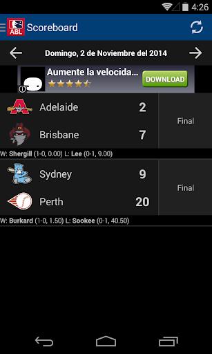 ABLeague - Australian Baseball