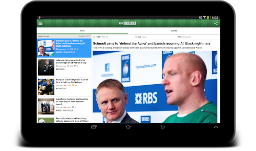 TheScore.ie Sports News
