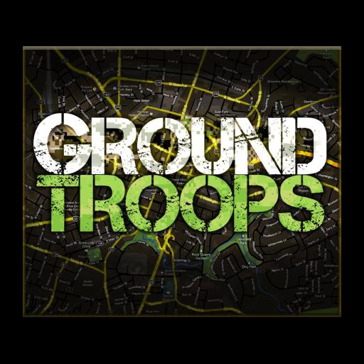 【免費街機App】Ground Troops-APP點子
