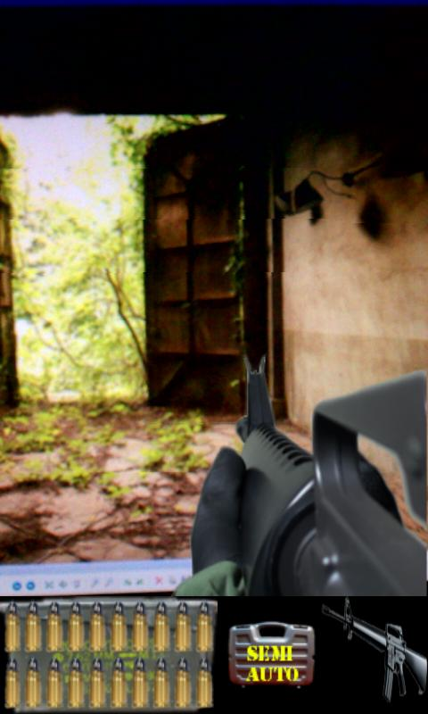 AR Shooting - screenshot