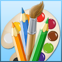 One Touch Draw/sketch & Paint logo