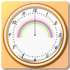 learn the clock icon