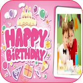 Birthday Frames Photos