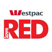 Westpac Love Red Magazine