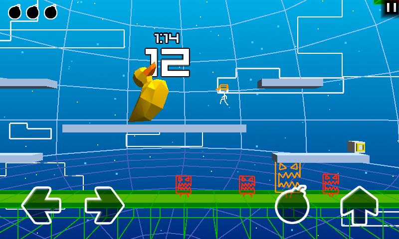 Blast Ball- screenshot