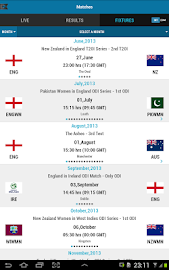 The ESPNcricinfo Cricket App Screenshot 19