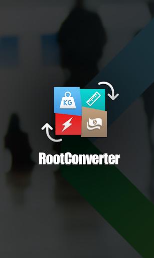 RootConverter