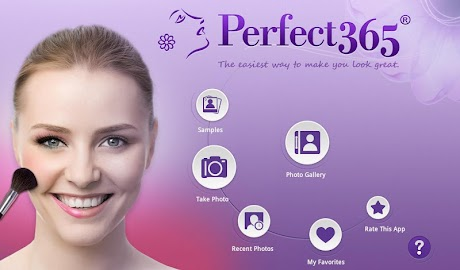 Perfect365: One-Tap Makeover Screenshot 6
