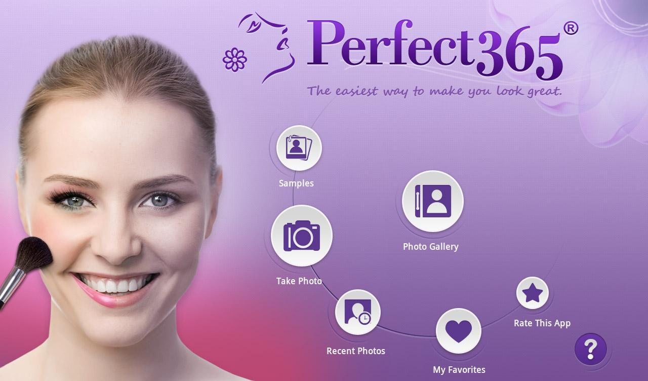 Perfect365: Best Face Makeup - screenshot