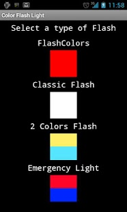 Free Color Flashlight - screenshot thumbnail
