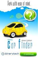 Screenshot of Parking Car Finder SE
