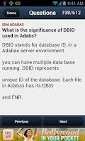 Screenshot of Mainframe IBM Interview QA