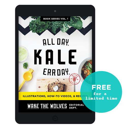 Kale Book - Free for a limited time