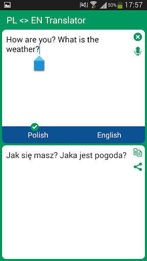 Polish English Translator