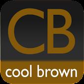 AOKP CM10.1 CM9 CoolBrwn Theme