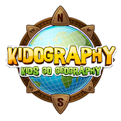 Kidography - Kids go Geography