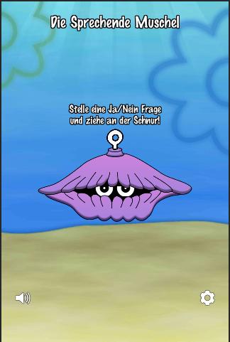 Die Sprechende Muschel