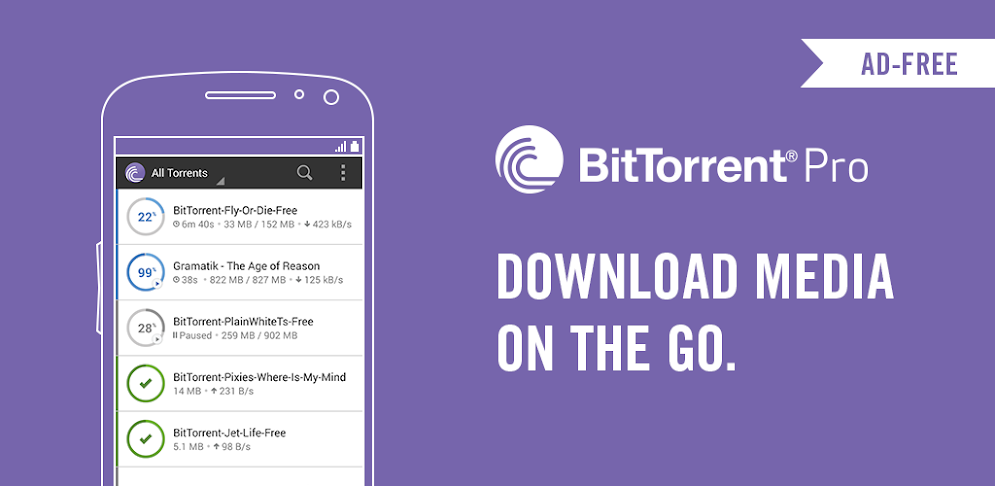 bittorrent pro 4.4.1 apk free download