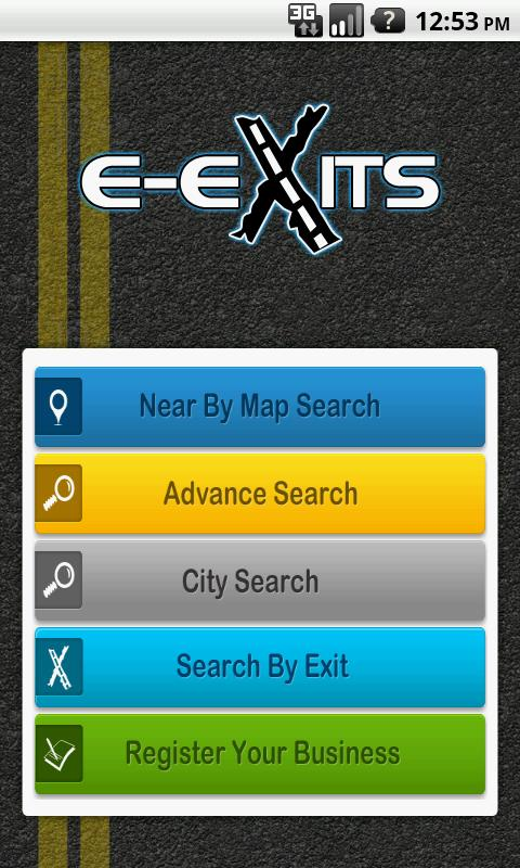 E-Exits - screenshot