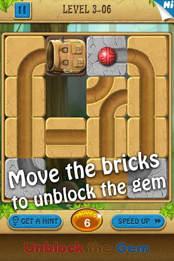 Unblock the Gem