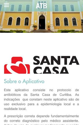 Guia ATB Santa Casa Curitiba