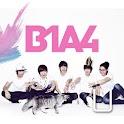 [SSKIN] B1A4_live logo