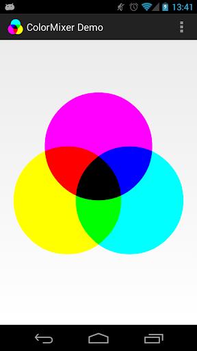 ColorMixer Demo