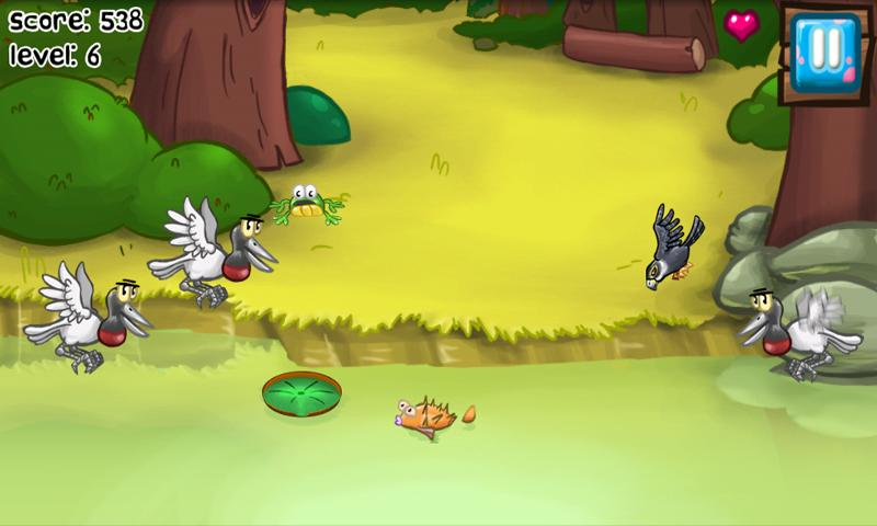 Swamp Adventure Deluxe - screenshot