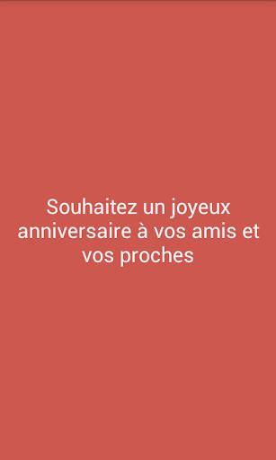 誕生日の願い