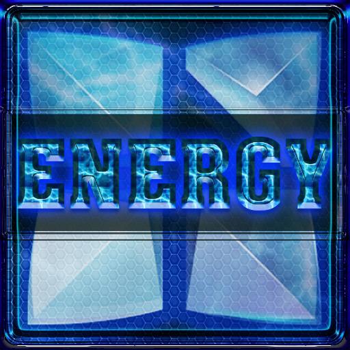 NEXT LAUNCHER 3D THEME ENERGY