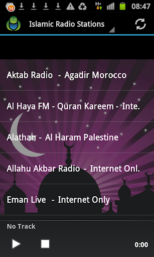 Islamic Radio Stations