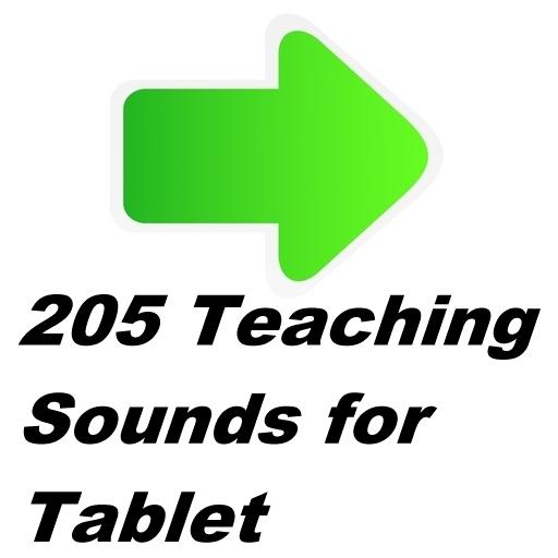 205 Sounds for 10in tablet LOGO-APP點子