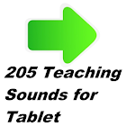 205 Sounds for 10in tablet icon