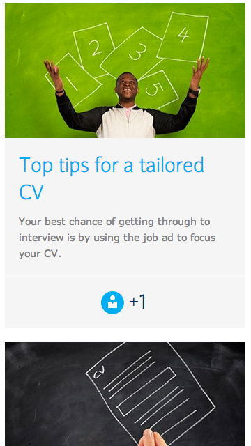 LifeSkills created by Barclays- screenshot