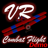 VR Combat Flight Demo