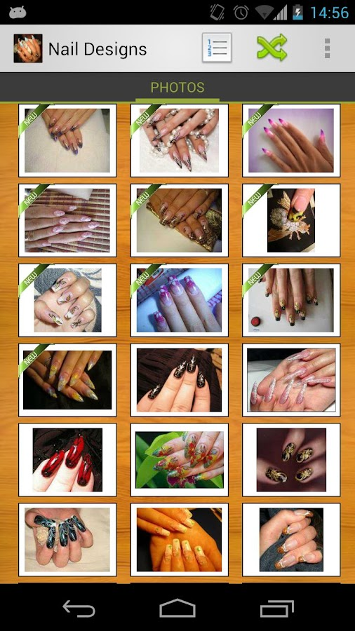 Nail Designs - screenshot