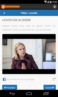 Leadership Pour Elles - screenshot thumbnail