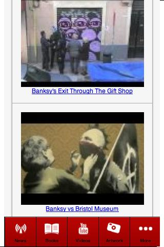 Banksy Unleashed- screenshot