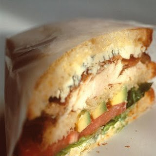 Cobb Club Sandwich.