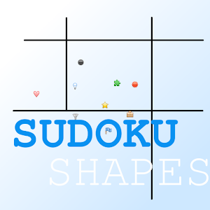 Sudoku Shapes for PC and MAC